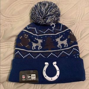Colts Sweater Knit Hat